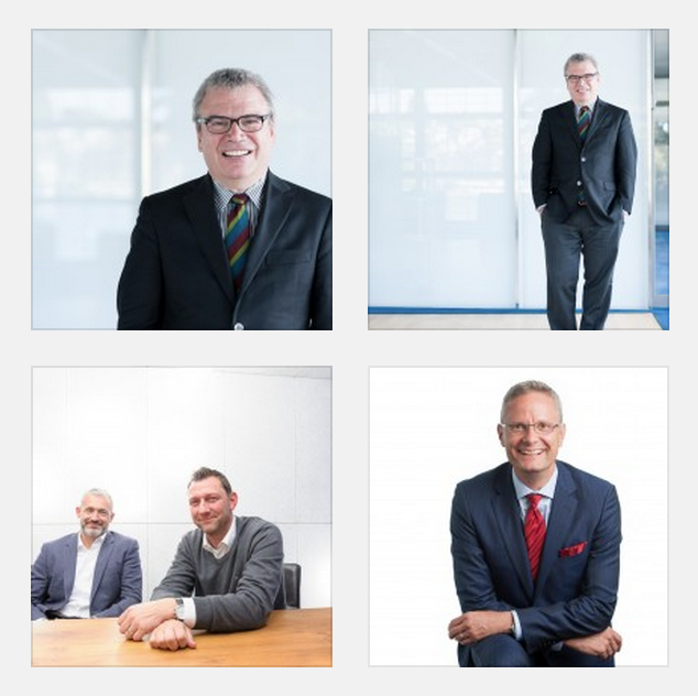 Business and Editorial Portraits